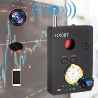 CX007 Signal Generator Wireless Detector Anti-tracking Anti-monitoring Anti-positioning Aireless Detector Mobile Phone Signal Detector