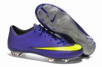Nike Mercurial Victory X TPU 2015 World Cup Soccer Cleats Purple Yellow