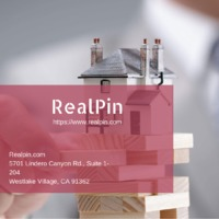 Realpin is your source for one-stop real-estate services. From the initial search process to signing on the dotted line, we are committed to getting you into the home of your dreams. With services ranging from home valuations and inspections to refinancin...