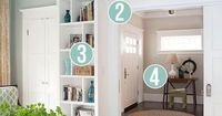 Create the library of your dreams in the living room of your reality with simple tips for building and decorating built-in shelves.