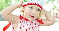 A Hungry Caterpillar Hat by April Hudson