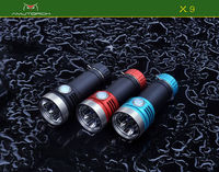 Amutoch X9 Type-C USB Rechargeale USB Charging Super Bright 26650 EDC led Flashlight