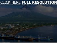 Mayon mount, Philippines
