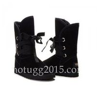 UGG Roxy Short Boots Black CA6318