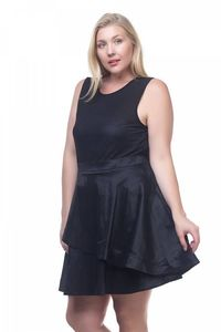 20% discount with BESTDEAL at checkout! Sleeveless Flare Dress $29.50