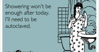 So true after a day of nursing.