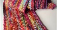 Linen stitch scarf: Cast on lengthwise. Linen stitch is R1: k1, slip 1 with yarn in front, repeat. R2; p1, slip 1 with yarn in back, repeat. Repeat these two rows for linen stitch.