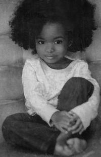 Baby Belle by Natural Belle. Natural hair kids.
