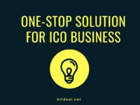Launch your Own #ICO successfully. We provide exclusive ICO #development #services from #smartcontract, ERC 20/223 tokens, #dApps development to #ICO #marketing !
