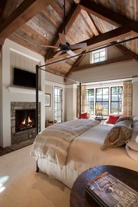 We share number of 100 pictures of master bedroom ideas, that will really make you feel rich if you can imagine.