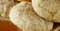 Pumpkin Snickerdoodles (from annieseats) scream fall to me