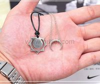 Sun and Moon Promise Couple Necklaces Gift https://www.gullei.com/sun-and-moon-promise-couple-necklaces-gift.html