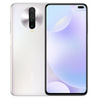 Xiaomi Redmi K30 CN 5G Version 6.67 inch 6GB 64GB 120Hz Fluid Display 64MP Quad Rear Cameras 4500mAh 30W Fast Charge NFC Snapdragon 765G Octa core 5G Smartphone