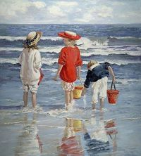 �€œHigh Tide�€ by Sally Swatland