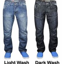 Enzo Men ENZO Designer Regular Fit Straight Leg Denim Jeans Waist Size 28 to 48 No description (Barcode EAN = 5055667094669). http://www.comparestoreprices.co.uk/designer-jeans/enzo-men-enzo-designer-regular-fit-straight-leg-denim-jeans-waist-size...