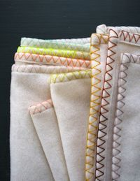 Molly's Sketchbook: Ombre Edge Throw - The Purl Bee - Knitting Crochet Sewing Embroidery Crafts Patterns and Ideas!