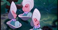 oysters from Alice in Wonderland