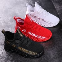 New Mesh Kids Sneakers Lightweight Children Shoes Casual Breathable Boys Shoes Non-slip Girls Sneakers Zapatillas size26-39