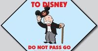 Go directly to Disney...