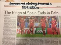 The Reign Of Spain