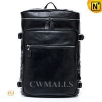 CWMALLS® Designer Leather Travel Backpack CW916055