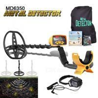 ESAMACT Underground Metal Detector Professional Gold Digger Treasure Hunter Updated Pinpointer LCD Display