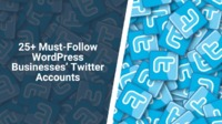 Follow all these WordPress businesses' Twitter accounts, and you will certainly stay up to date on the latest news in the industry.