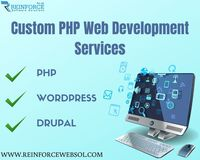 Do you want to Hire A PHP Developer? Reinforce Software Solutions is the leading web development company in India. We provide high-quality Custom PHP Web Development Services at the lowest prices. Our team of experienced web developers will provide high q...