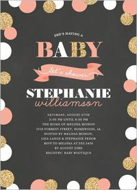 Confetti Glitter Girl 5x7 Stationery Card by Stacy Claire Boyd | Shutterfly