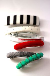 Get festive this holiday season with these 16 DIY hair accessories.