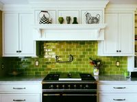 Take a look at the inspiring kitchens featured in The Washington Post over the years.