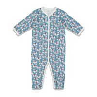 Roller Rabbit - Infant Footie Pajamas, Tagada Blue $55