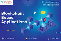 SISGAIN offers end-to-end blockchain app development services by developing world-class mobile and web applications based on Blockchain technology in New York, USA. For more information visit https://sisgain.com/blockchain-development-company