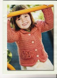 Intricate Sweater free crochet graph pattern