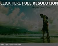 Happy new year love couples photo 2015
