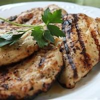 Marinated Grilled Chicken II Allrecipes.com