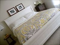 Ana White   Farmhouse King Bed Plans - DIY Projects