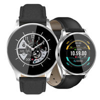 Bakeey D68 3D Novel UI Display Heart Rate Blood Pressure Monitor Multi-sport Modes IP67 Waterproof Smart Watch