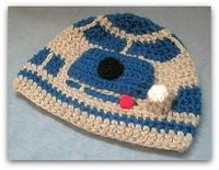 Droid Hat Inspired by R2D2, $19