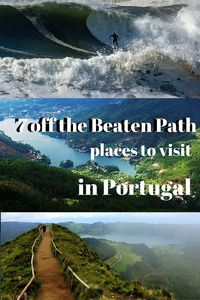 Fortunately, there are much more places to visit in Portugal than the major cities Porto and Lisbon and definitely much more than the overcrowded Algarve.