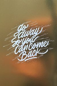 Beautiful Lettering Art in Typography
