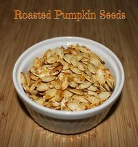 I have finally learned the simple art of roasting pumpkin seeds. As a kid I remember munching on roasted pumpkin... Continue reading »