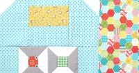 The Quilty Barn Along...Silo Barn 5 and a Cool Threads block Tutorial!... - Bee In My Bonnet