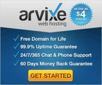 Get Arvixe coupon, coupon code for shared, reseller, VPS and dedicated hosting. most discount warranted with special Arvixe promo codes.