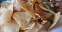 How to make EASY tortilla chips!
