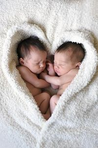 My hubby wants twins so IF we have twins this is adorable!