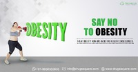 Its time to say - No to obesity.