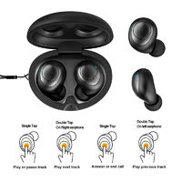 [Bluetooth 5.0] Bakeey TWS True Wireless Earbuds HiFi Smart Touch Binaural Call Stereo Earphone