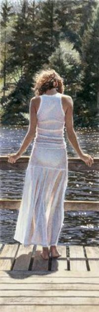 "Steve Hanks, ""Like Diamonds in the Sun"""