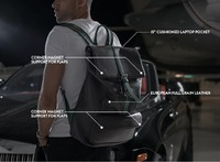We've travelled the world and partnered up with the best leather suppliers, craftsmen, zipper and metal manufacturers, textile suppliers, and designers, to be able to make the Finest Leather bags for men!  Website: www.nobleformen.com